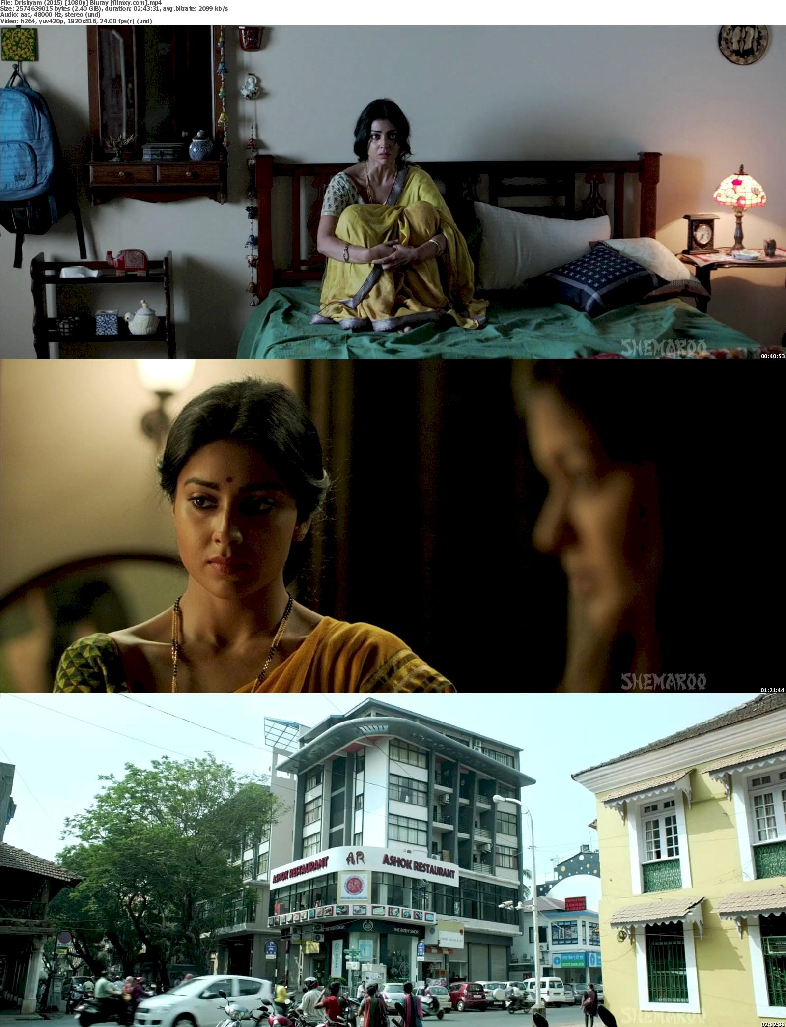 Drishyam (2015) 720p & 1080p Bluray Free Download 1080p Screenshot