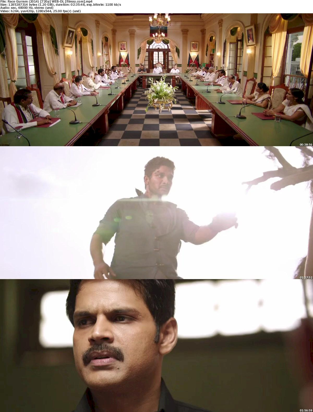 Race Gurram (2014) 720p & 1080p WEB-DL Free Download 720p Screenshot