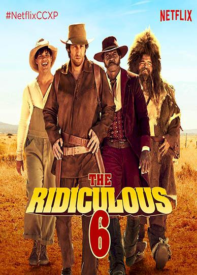 The-Ridiculous-6-(2015)-cover