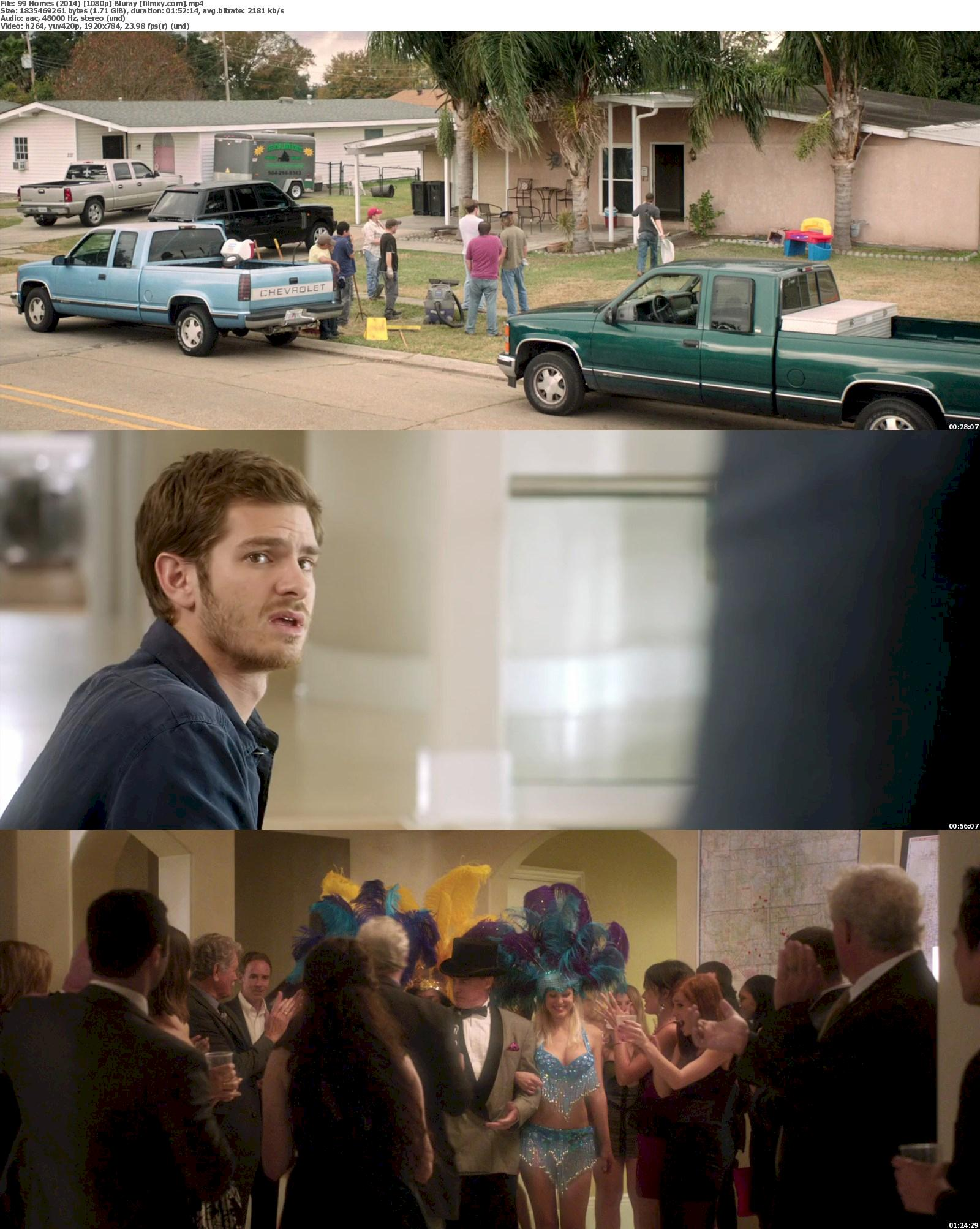 99 Homes (2014) 720p & 1080p Bluray Free Download 1080p Screenshot