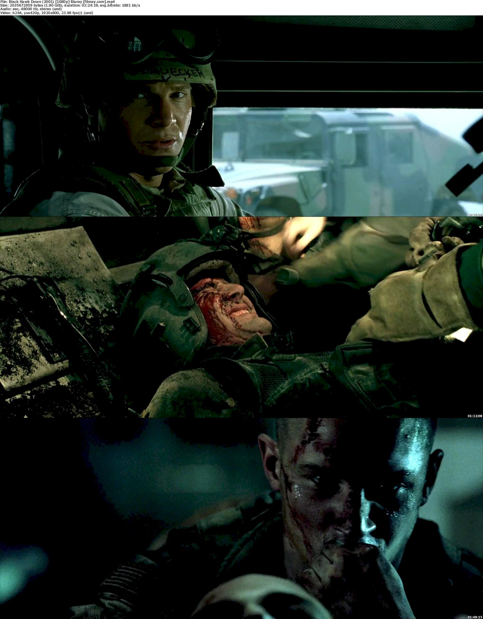 Black Hawk Down (2001) 720p & 1080p Bluray Free Download 1080p Screenshot
