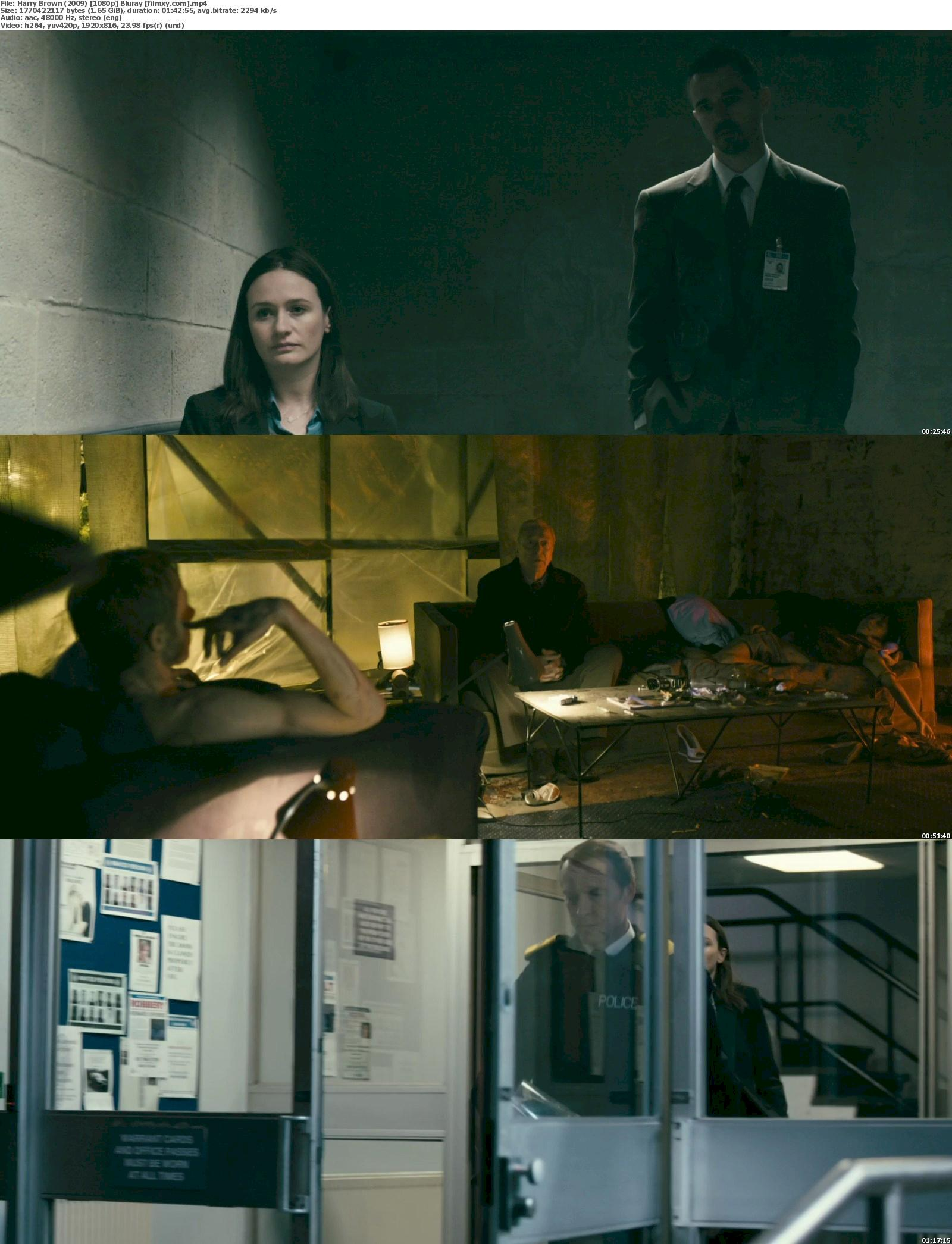 Harry Brown (2009) 720p & 1080p Bluray Free Download 1080p Screenshot