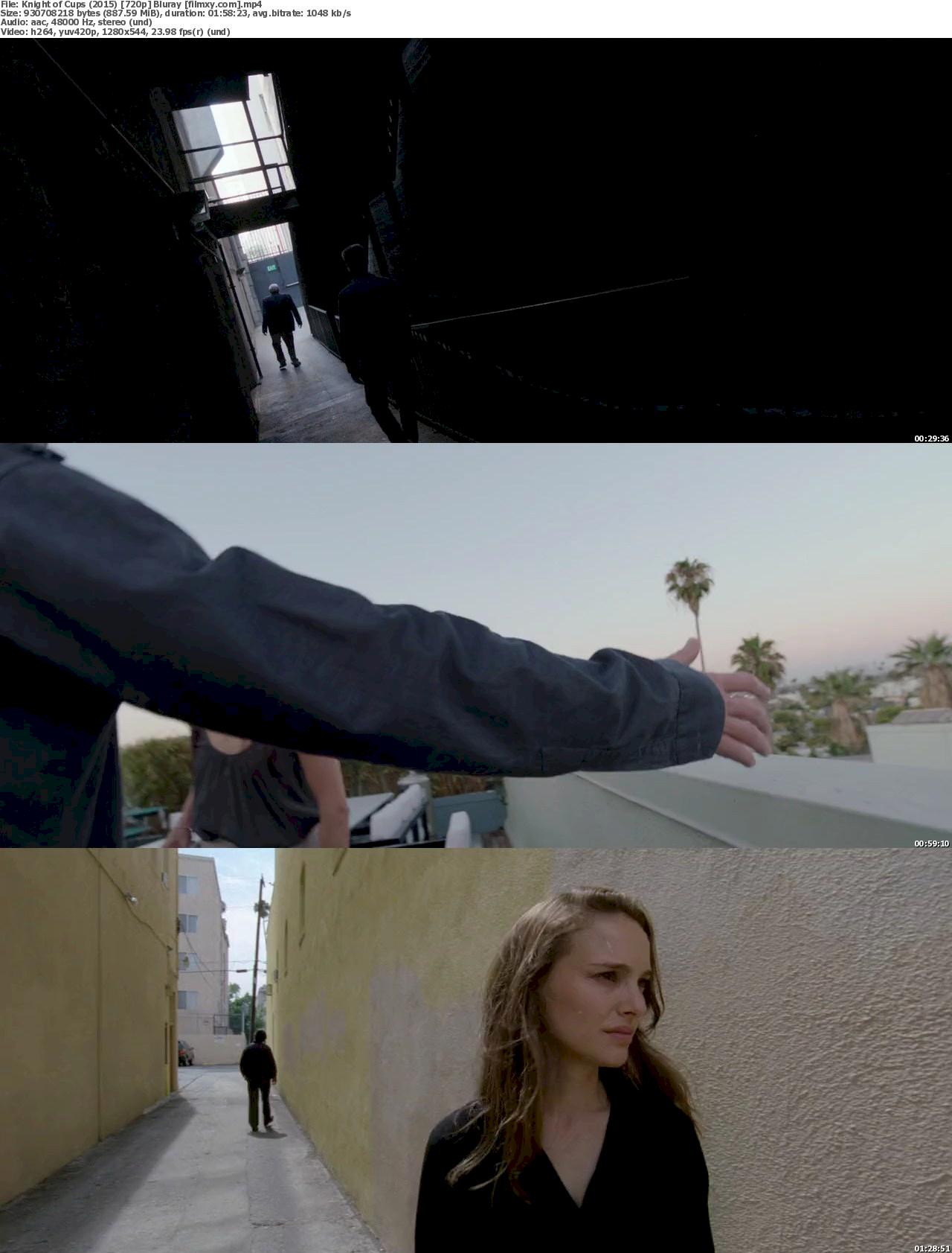 Watch Knight Of Cups 2015 Full Movie Online Free Download