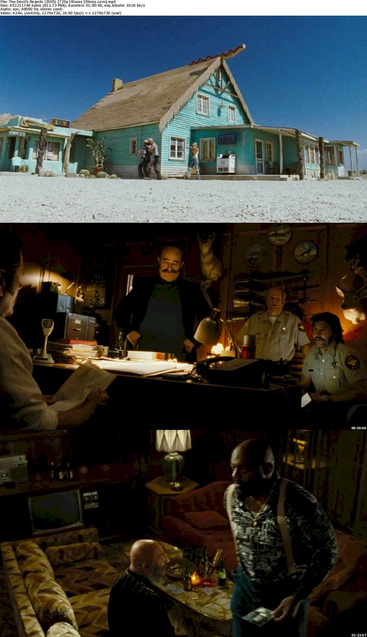 The Devil's Rejects (2005) 720p & 1080p Bluray Free Download 720p Screenshot
