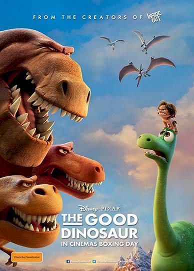 The Good Dinosaur Cover