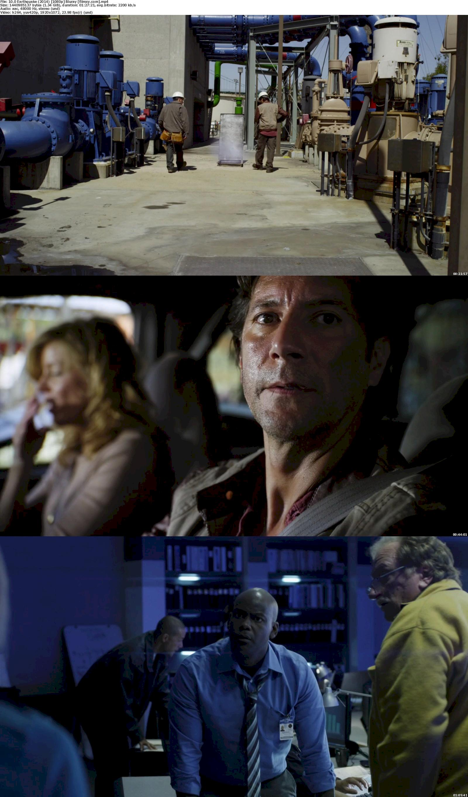 10.0 Earthquake (2014) 720p & 1080p Bluray Free Download 1080p Screenshot