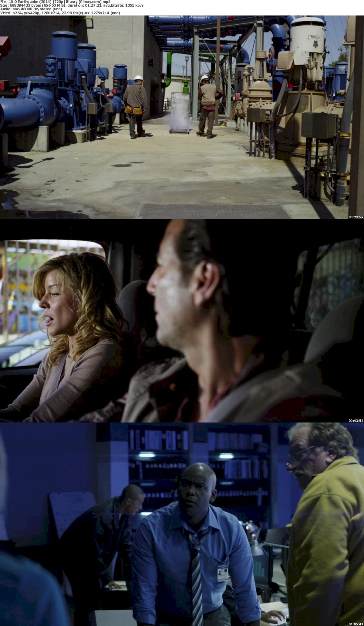 10.0 Earthquake (2014) 720p & 1080p Bluray Free Download 720p Screenshot