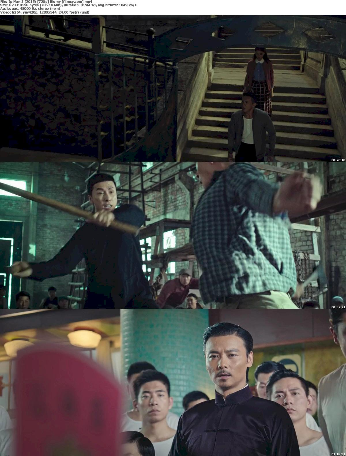 Ip Man 3 (2015) 720p & 1080p Bluray Free Movies Watch Online 720p Screenshot