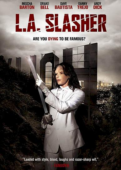 L.A. Slasher (2015) cover