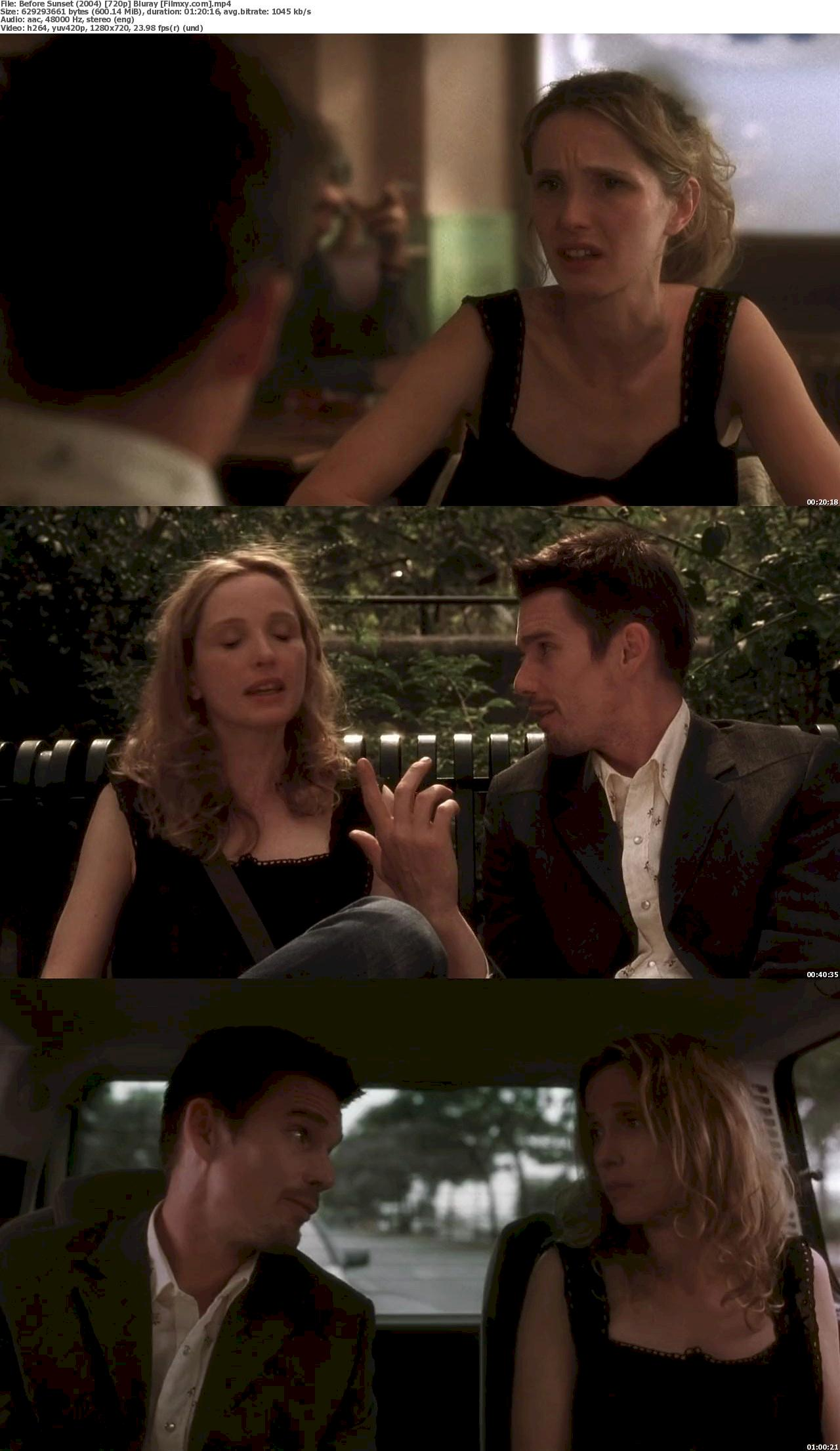 Before Sunset (2004) 720p BluRay Free Download 720p Screenshot