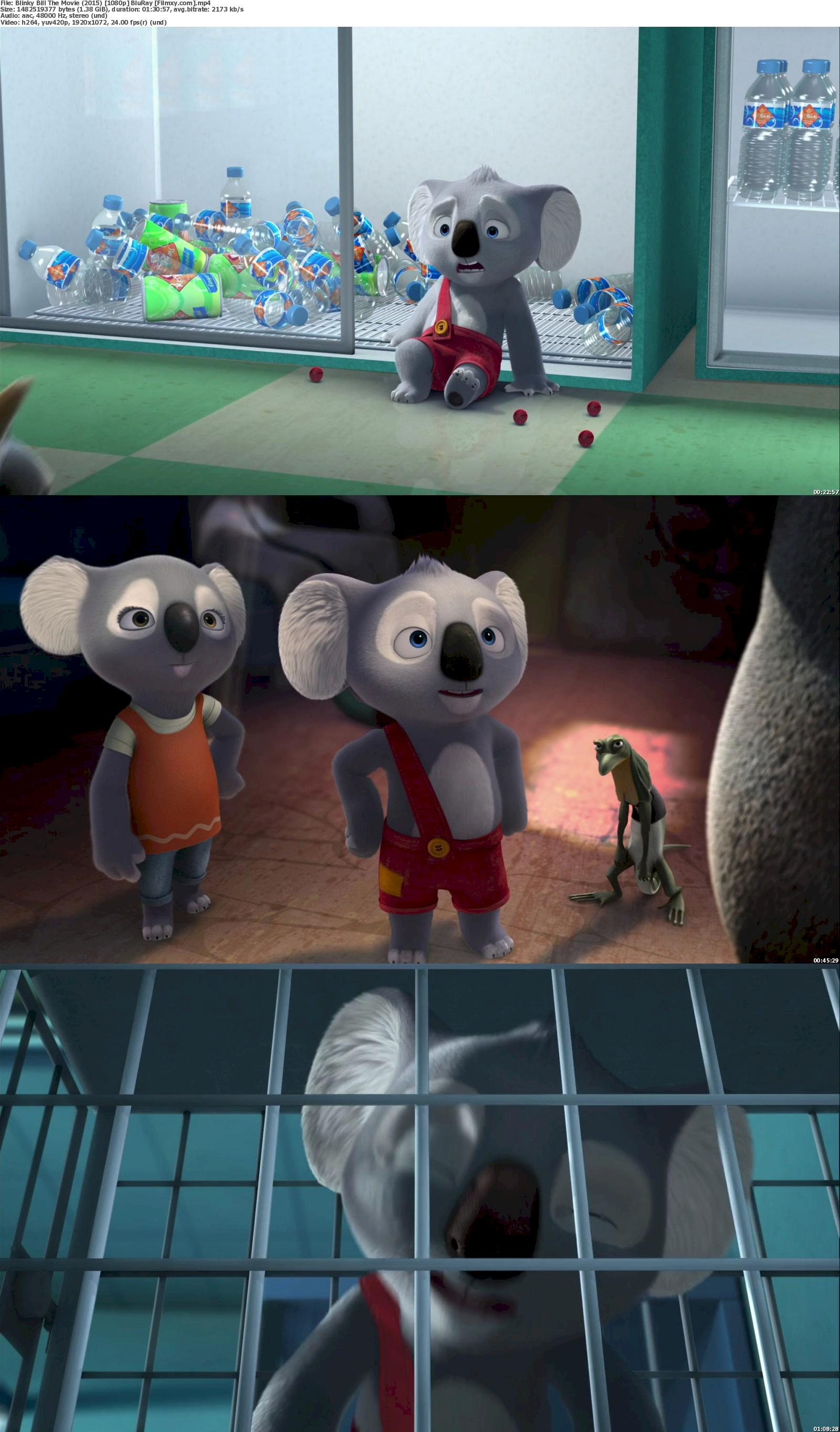 Blinky Bill The Movie (2015) 720p & 1080p BluRay Free Download 1080p Screenshot