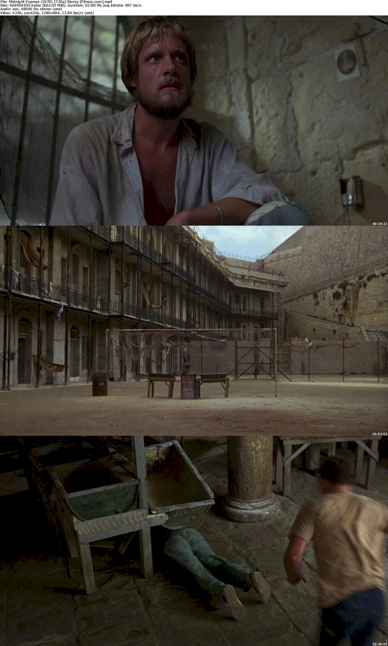 Midnight Express (1978) 720p &  1080p BluRay Free Download 720p Screenshot