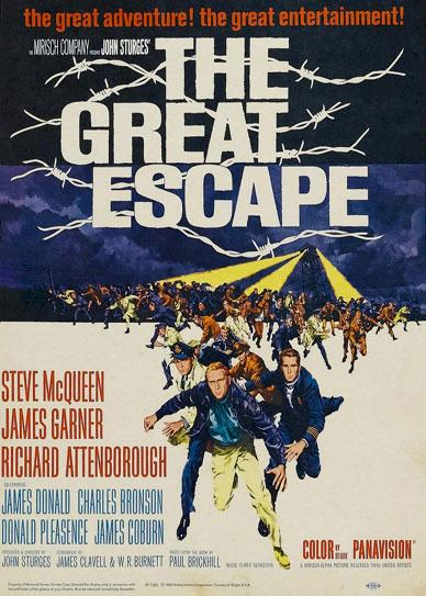 The-Great-Escape-(1963)-Cover