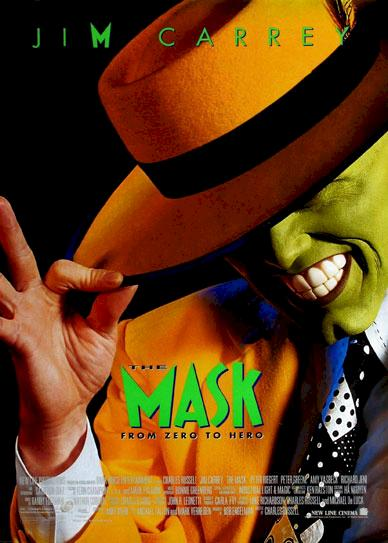 The-Mask-(1994)-Cover