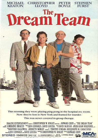 The-Dream-Team-(1989)-Cover