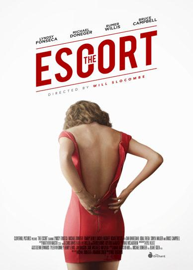 The-Escort-(2015)-Cover