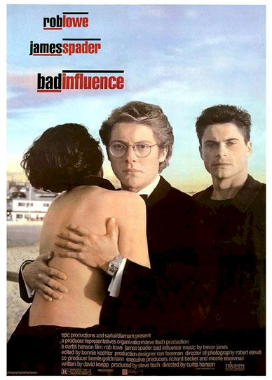 Bad-Influence-(1990)-Cover
