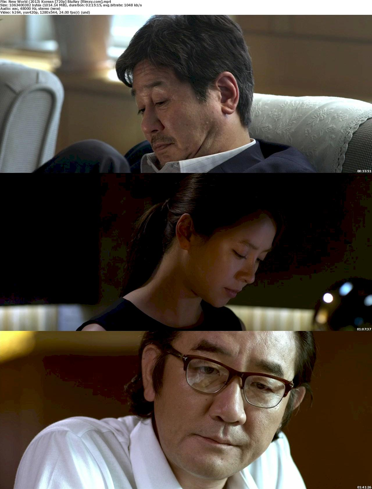 New World (2013) Korean 720p & 1080p BluRay Free Download 720p Screenshot