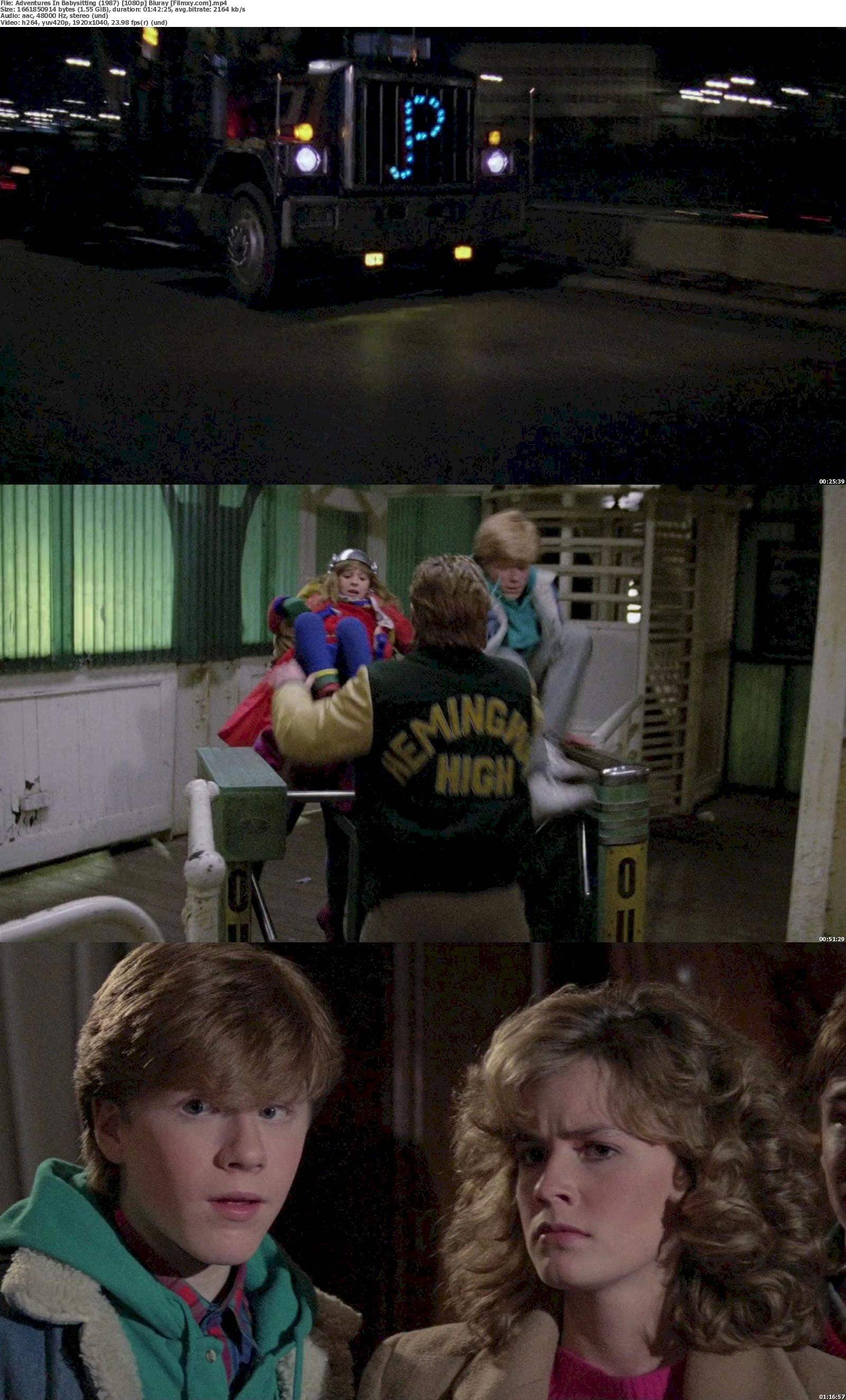 Adventures in Babysitting (1987) 720p & 1080p Bluray Free Download 1080p Screenshot