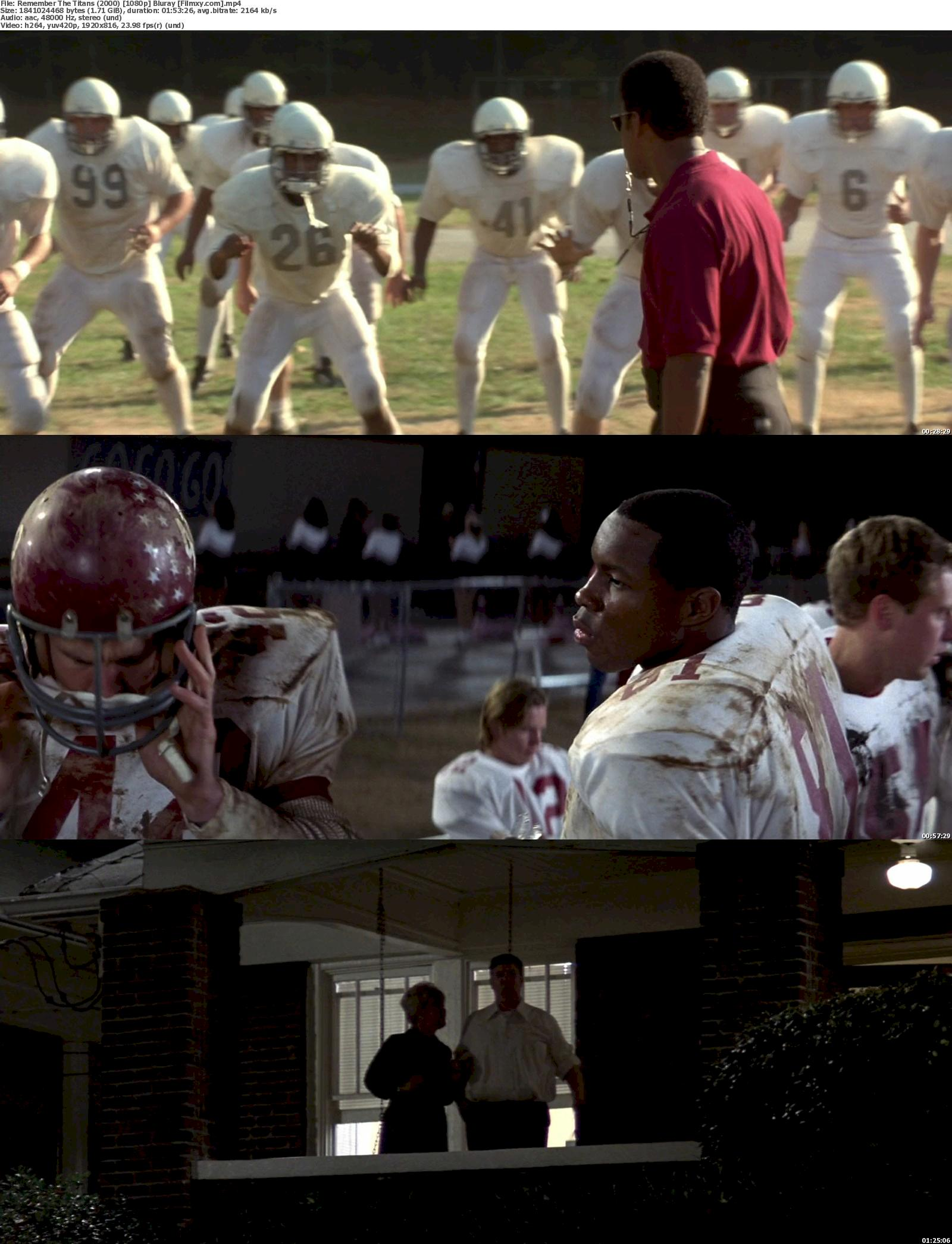 Remember the Titans (2000) 720p&1080p Bluray Free Download 1080p Screenshot