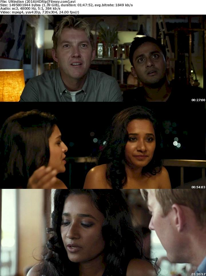 UNindian (2016) HDRip Free Download HD Screenshot