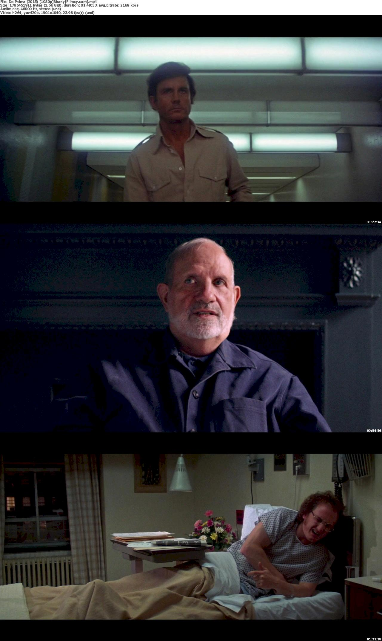 De Palma (2015) 720p & 1080p Bluray Free Download 1080p Screenshot