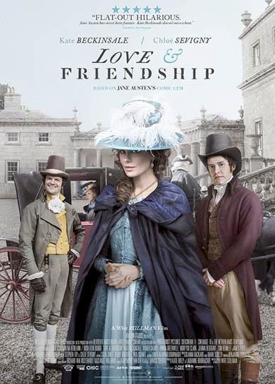 Love & Friendship (2016) cover