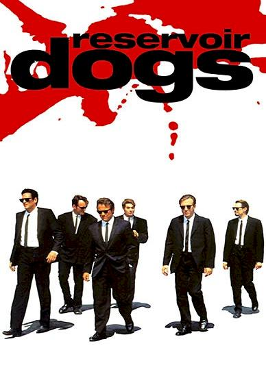 Reservoir Dogs (1992) cover