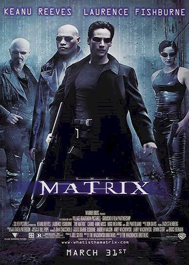 The Matrix (1999) cover