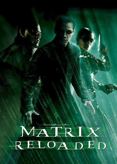 The Matrix Reloaded (2003) cover