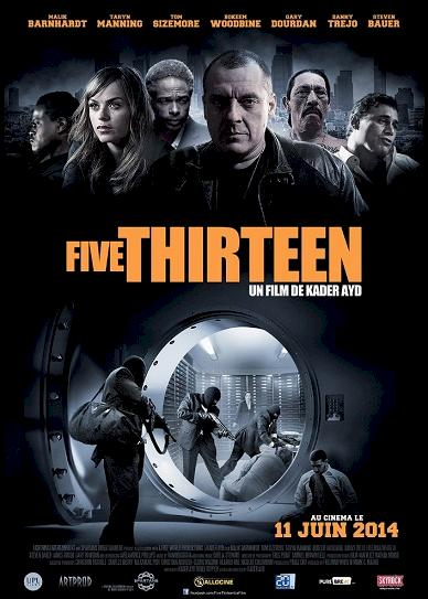Five Thirteen (2013) cover