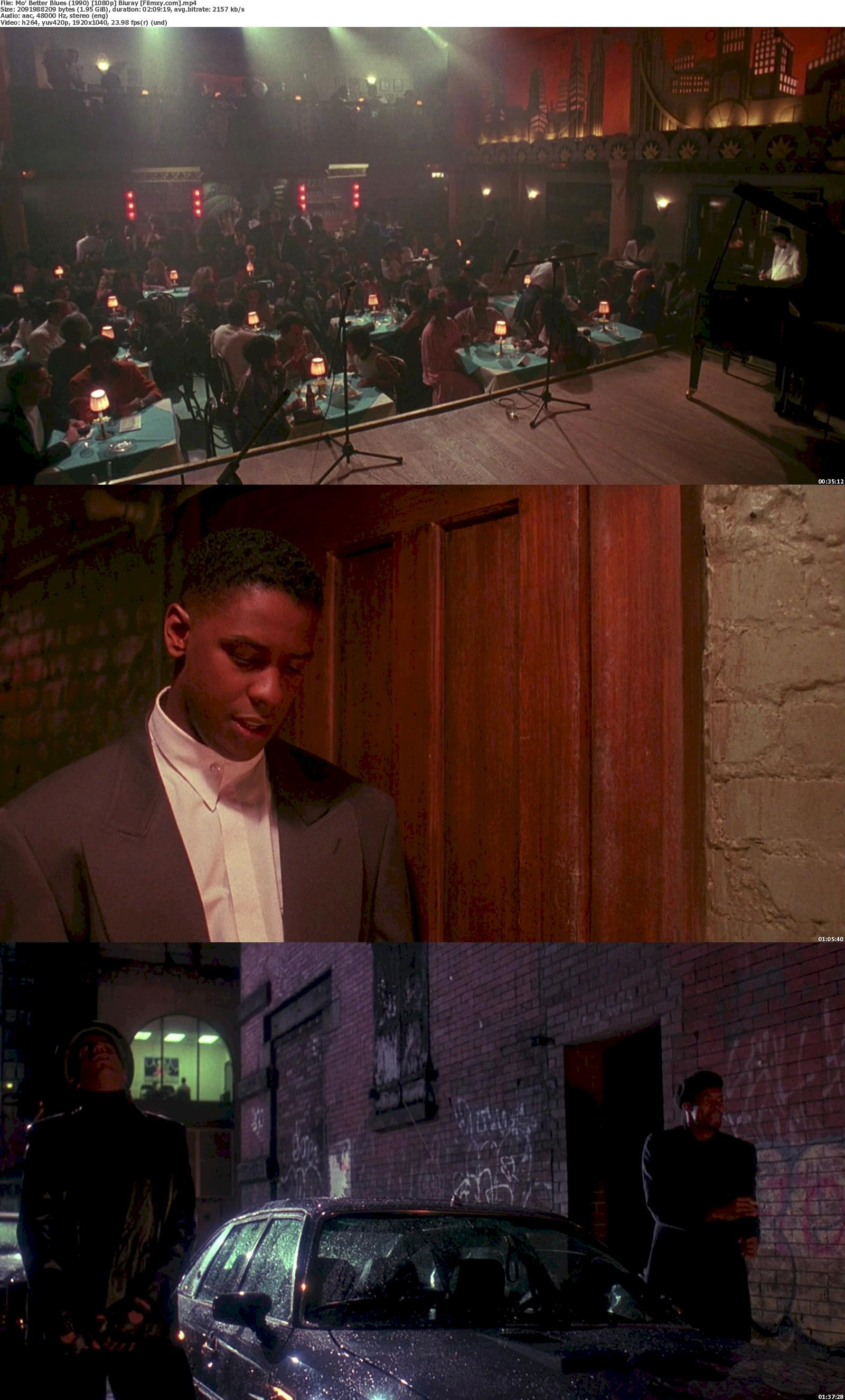 Mo' Better Blues (1990) 720p & 1080p Bluray Free Download 1080p Screenshot