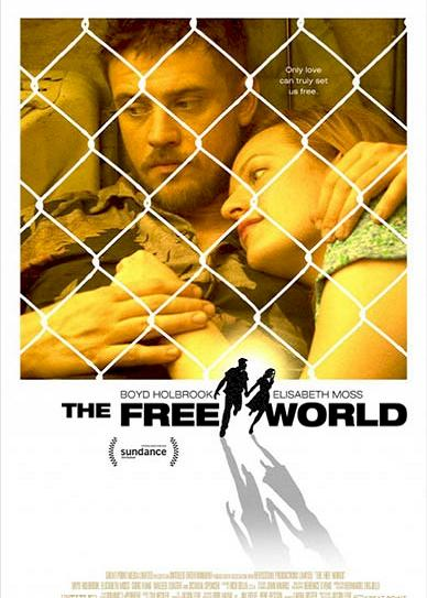 The Free World (2016) cover