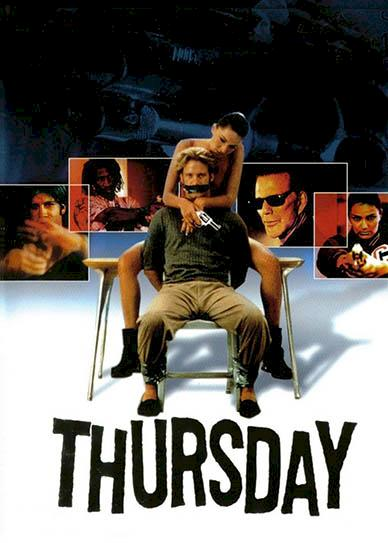 Thursday (1998) cover