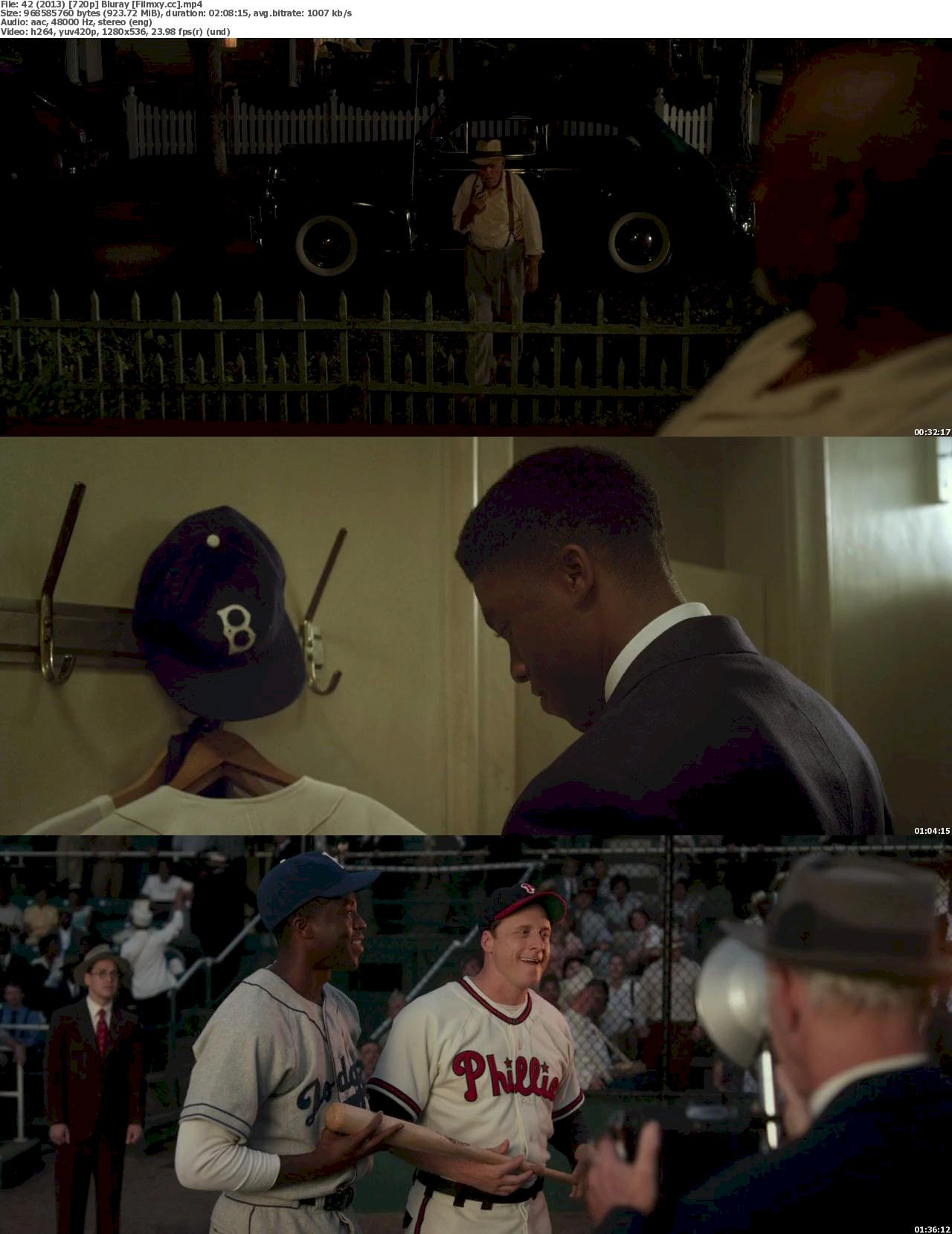 42 (2013) 720p & 1080p Bluray Free Download 720p Screenshot