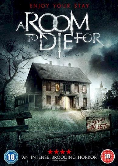 A Room to Die For (2017) cover