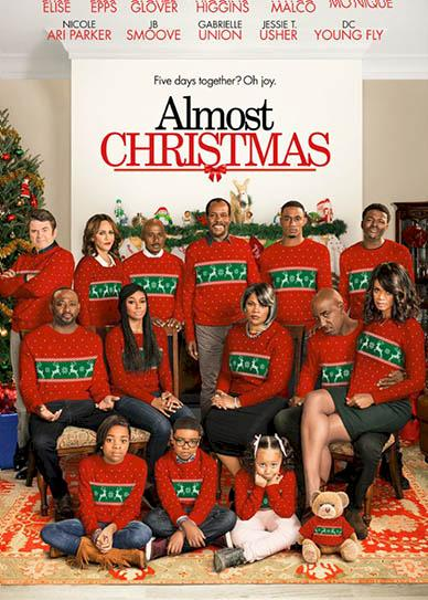 Almost Christmas (2016 cover