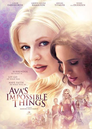 Ava's Impossible Things (2016) cover