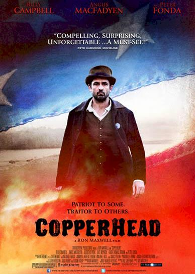 Copperhead (2013 cover