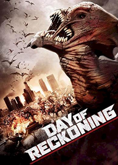 Day of Reckoning (2016) cover