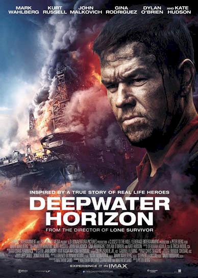 Deepwater Horizon (2016) cover