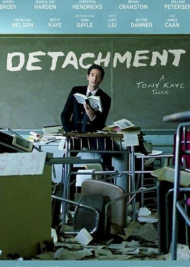 Detachment (2011 cover