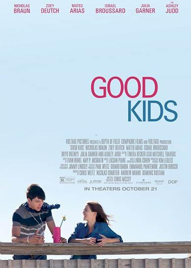 Good Kids (2016) covef