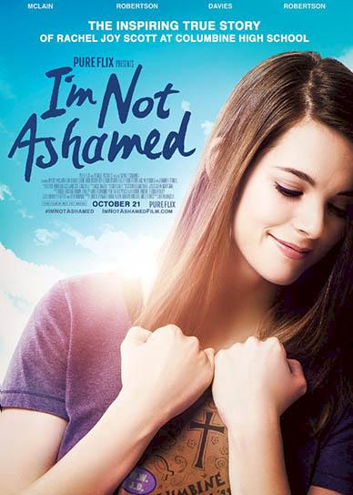 I'm Not Ashamed (2016) cover