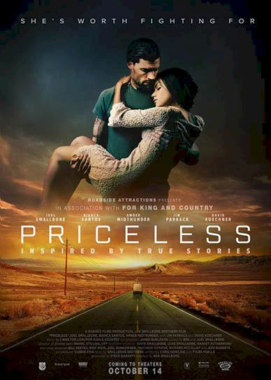 Priceless (2016) cover