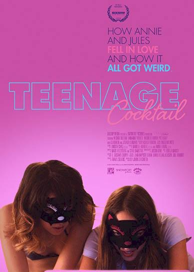 Teenage Cocktail (2016) cover