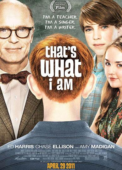 That's What I Am (2011) cover