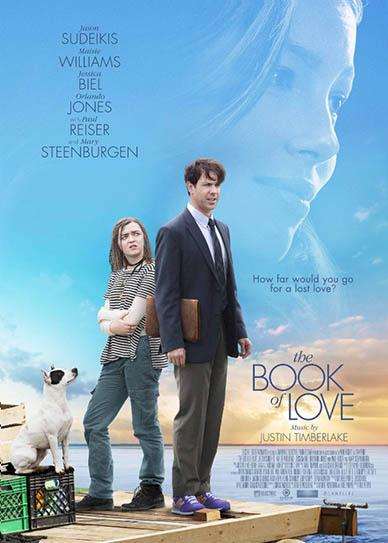 The Book of Love (2016) cover