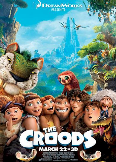 The Croods (2013) cover