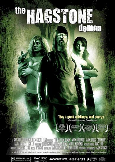 The Hagstone Demon (2011 cover